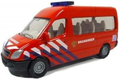 0808 Siku Mercedes Benz Sprinter Brandweer