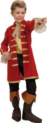21872 Piet Piraat Carnavalskleding Maat 116/122