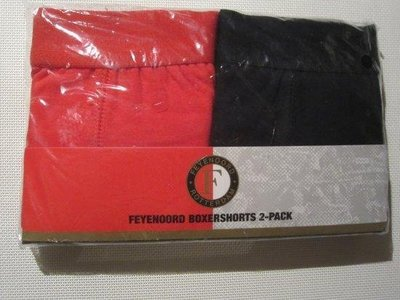93305 Feyenoord Boxershorts 2 pack 140-146