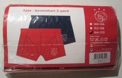93510 Ajax Boxershorts 2 stuks maat 164-170