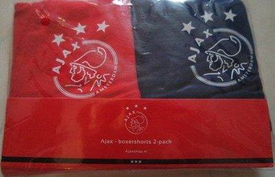 93503  Ajax Boxershorts 2 stuks maat 152-158