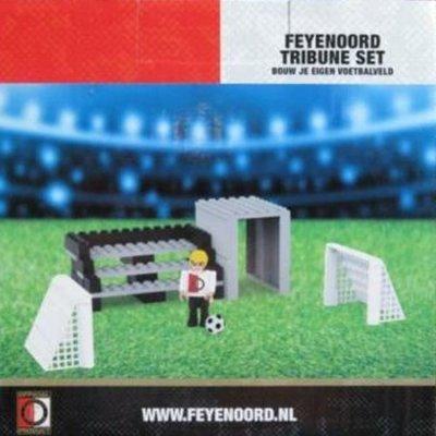 32738 Feyenoord Tribune Set Bouw Je Eigen Voetbalveld