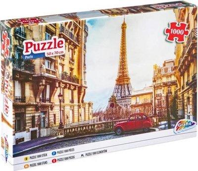 62587 Grafix Puzzel Parijs 1000 Stukjes