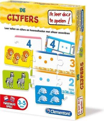 66500 Clementoni Spel De Cijfers