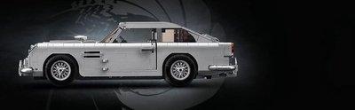 10262 LEGO Creator Expert James Bond Aston Martin DB5