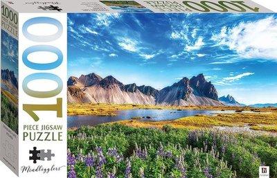 01360 Hinkler Puzzel Stokksnes Cap Iceland 1000 Stukjes