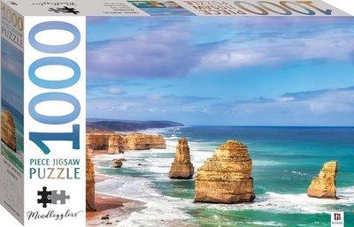 01339 Hinkler Puzzel  Twaalf Apostels in Australië 1000 Stukjes