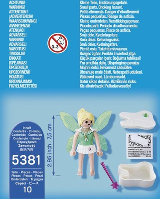 5381 PLAYMOBIL Special Plus Tandenfee