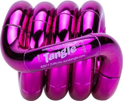 31269 Tangle Metallic Junior (ZURU) Roze