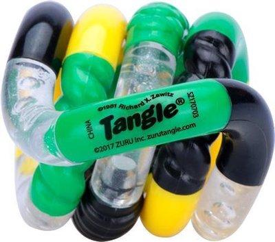 43126 ZURU Tangle Crazy Junior Zwart/geel/groen