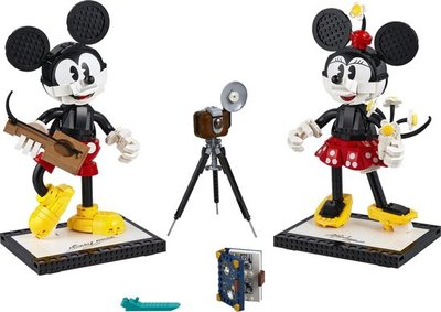 43179 LEGO Disney Mickey Mouse & Minnie Mouse