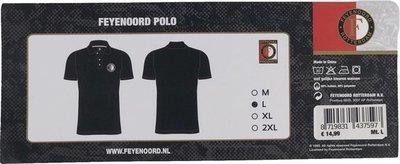 37597 Feyenoord Heren Polo Shirt maat L