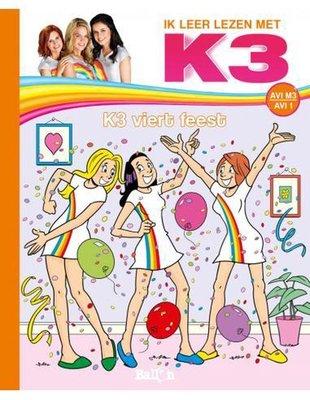 00453 Ik leer lezen met K3  K3 viert feest