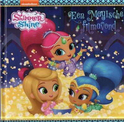 06011 Shimmer & Shine Voorleesboek Een magische filmavond