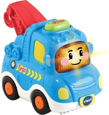 516623 VTech Toet Toet Auto's Tygo Takelwagen