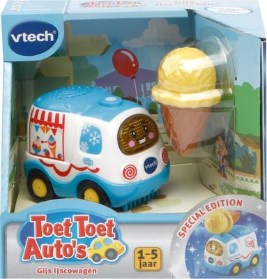 119682 VTech Toet Toet Auto's Gijs IJscowagen