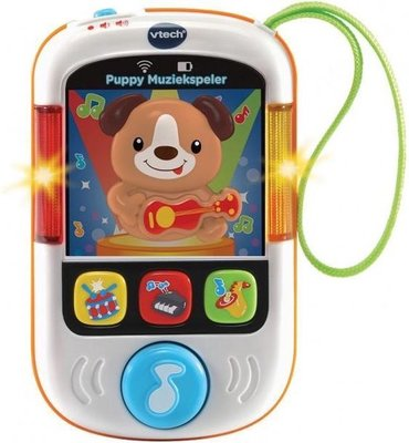 84232 VTech Baby Puppy Muziekspeler