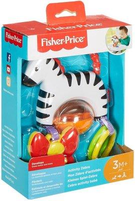 05870 Fisher-Price Activiteiten Zebra