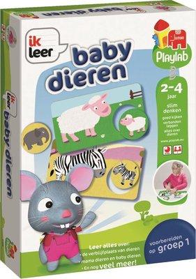 81568 Jumbo Ik leer Babydieren