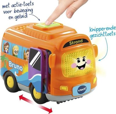67232 VTech Toet Toet Auto's Bruno Bus