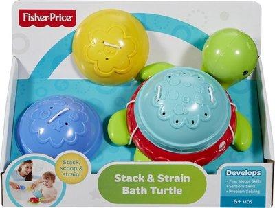 19456 Fisher-Price stapelen & zeven badschildpad badspeeltje