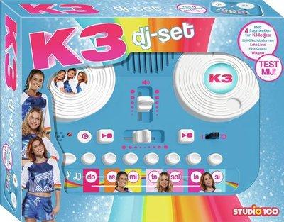 19989 K3 DJ set