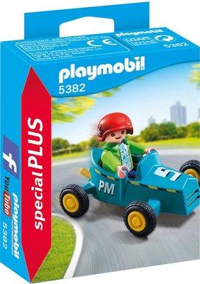 5382 PLAYMOBIL Special Plus Jongen met kart