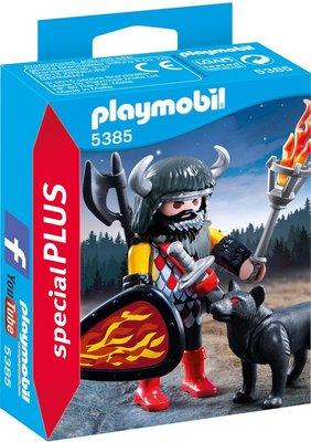5385 PLAYMOBIL Special Plus Wolfskrijger