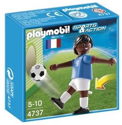 4737 PLAYMOBIL Sports&Action Voetbalspeler Frankrijk
