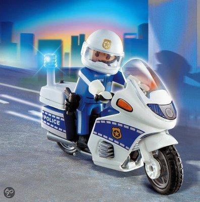 4262 PLAYMOBIL City Action Motoragent
