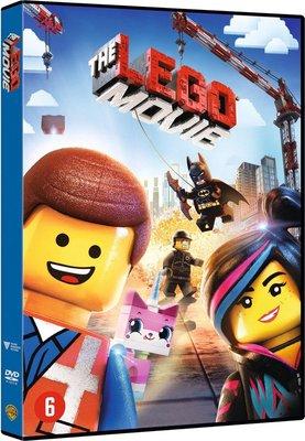 69032 Warner Bros The LEGO Movie DVD