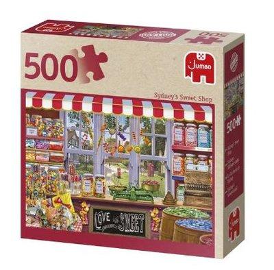 81894 Jumbo Puzzel Sydney's Sweet Shop 500 Stukjes