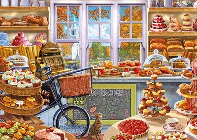 81892 Jumbo Puzzel Bella's Bakery Shop 500 Stukjes