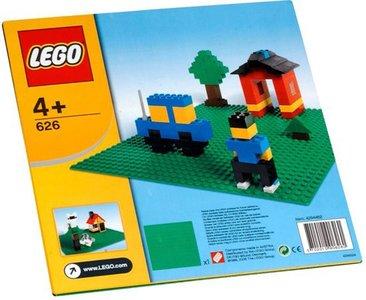 626  LEGO® Groene Bouwplaat