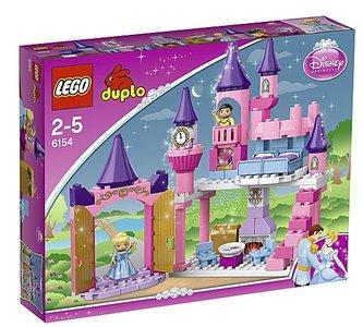 6154 LEGO® DUPLO® Disney Princess Assepoesters Kasteel