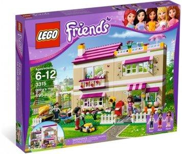 3315 LEGO® Friends Olivia's Huis
