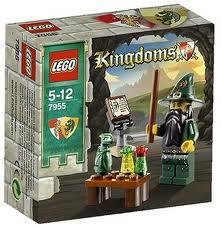 7955 LEGO Kingdoms Tovenaar