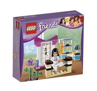 41002 LEGO® Friends Emma's karateles