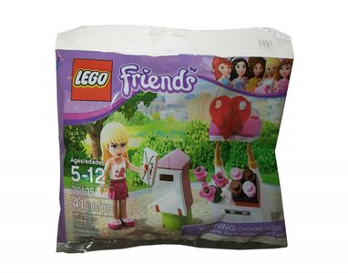 30105 LEGO® Friends Post voor Stephanie (Polybag)