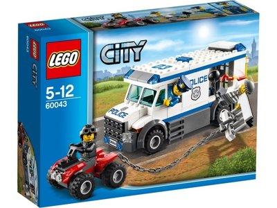 60043 LEGO® City Gevangenen transportvoertuig