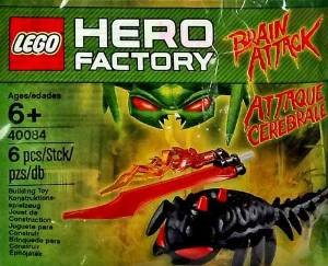 40084 LEGO® Hero Factory Brain Attack (Polybag)