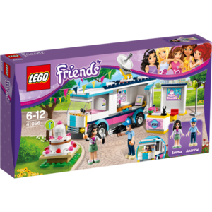 41056 LEGO® Friends Heartlake Satellietwagen