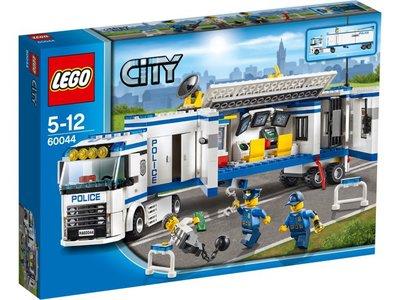 60044 LEGO® City Mobiele politiepost