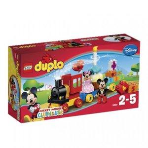10597 LEGO® DUPLO® Mickey & Minnie Verjaardagsoptocht
