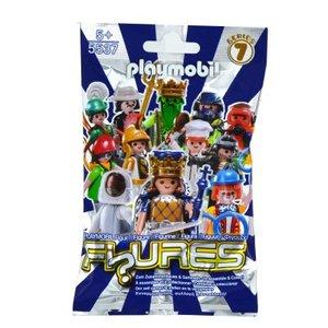 5537 Playmobil Figures Serie 7 Blauw