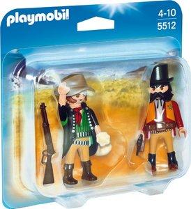 5512 Playmobil Sheriff en bandiet
