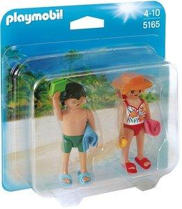 5165 Playmobil DuoPack badgasten