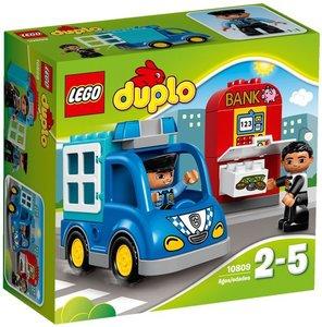 10809 LEGO® DUPLO® Politiepatrouille