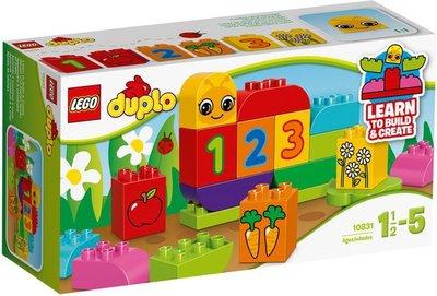 10831 LEGO® DUPLO® Mijn Eerste Rups