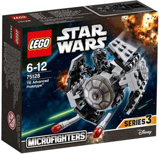 75128 LEGO® Star Wars™ TIE Advanced Prototype